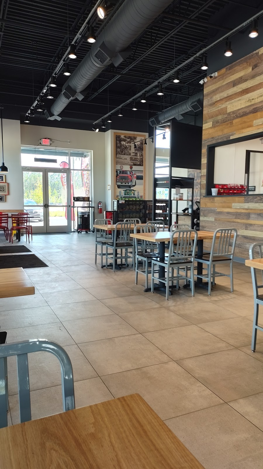 Firehouse Subs | restaurant | Located in Wildlight Village, 40 Homegrown Way, Yulee, FL 32097, USA | 9048494683 OR +1 904-849-4683