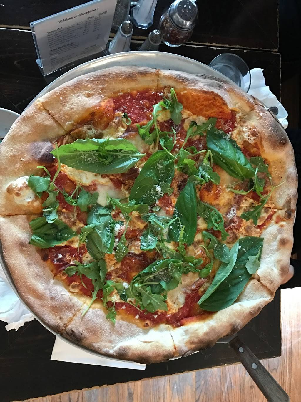 Giuseppinas Brick Oven Pizza | meal takeaway | 691 6th Ave, Brooklyn, NY 11215, USA | 7184995052 OR +1 718-499-5052