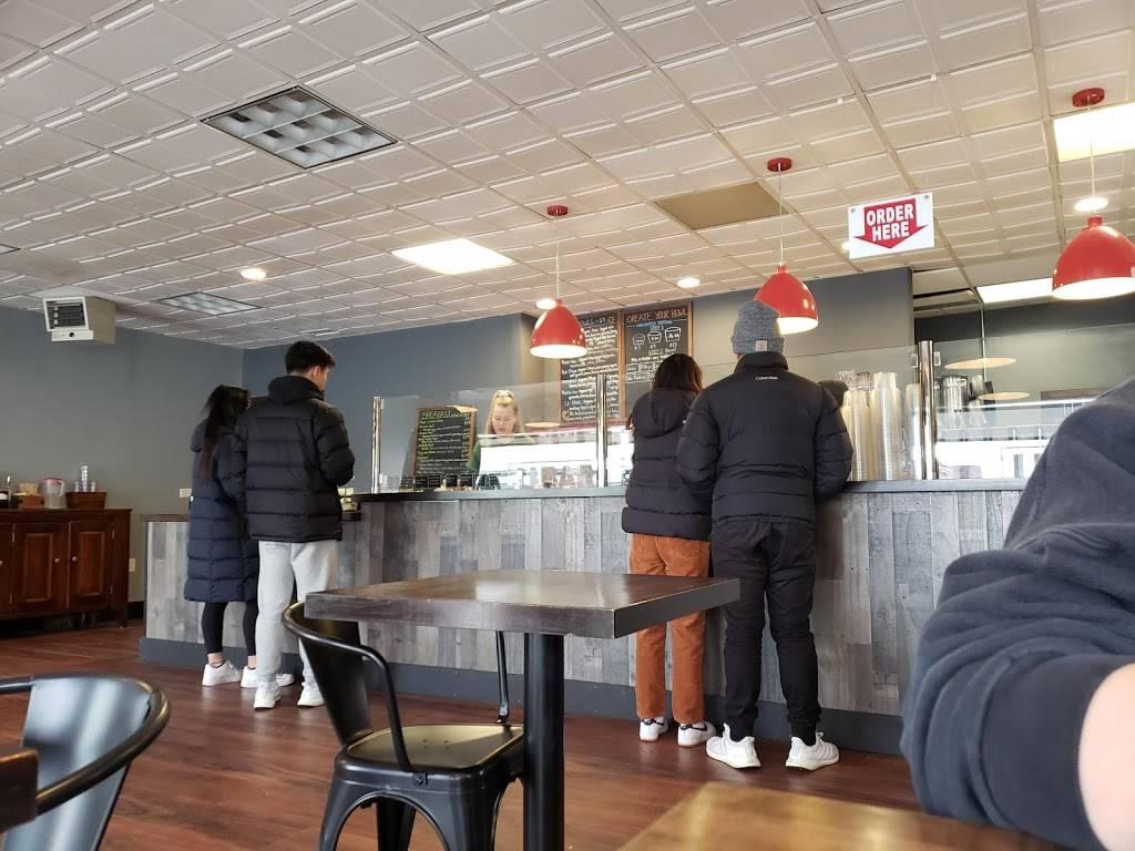 UBAR Coffee & Açaí Bowls | cafe | 10407 Main St, Fairfax, VA 22030, USA | 7032182402 OR +1 703-218-2402