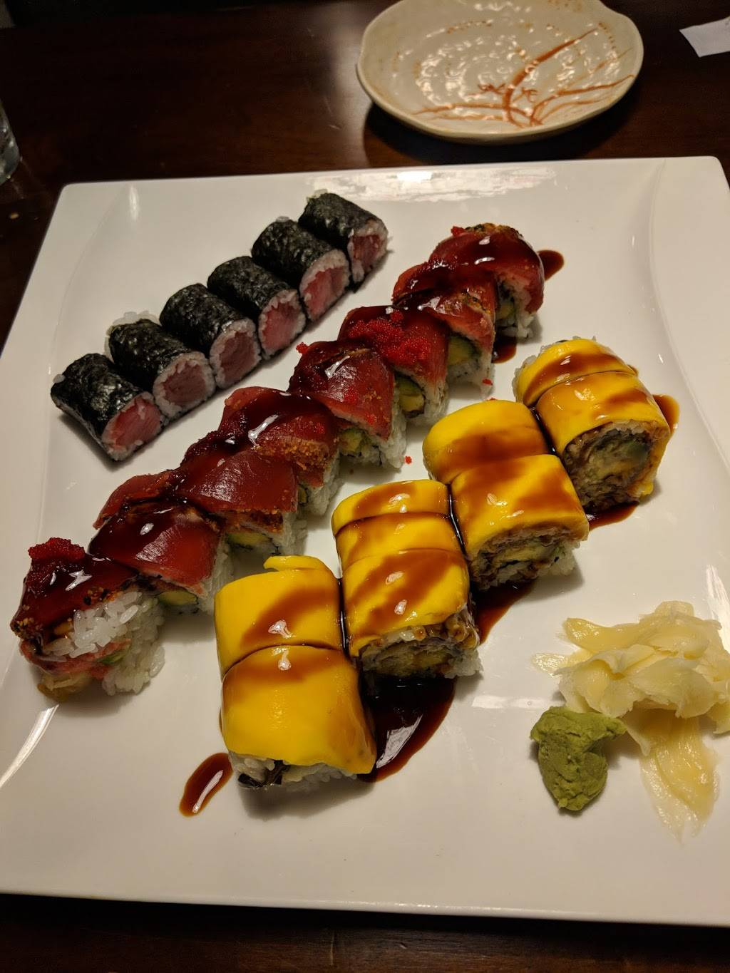 Japanica II | restaurant | 854 Washington St, Middletown, CT 06457, USA | 8603464498 OR +1 860-346-4498