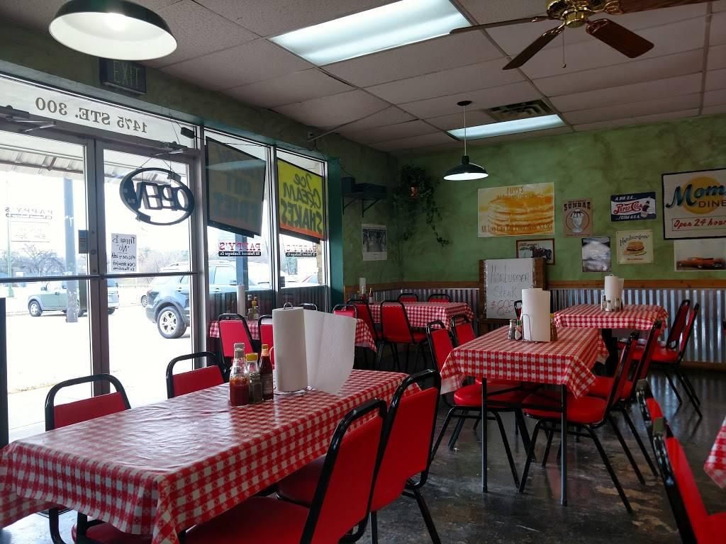 Pappys Old Fashion Hamburger | restaurant | 1475 W Mockingbird Ln # 300, Dallas, TX 75247, USA | 2146780760 OR +1 214-678-0760