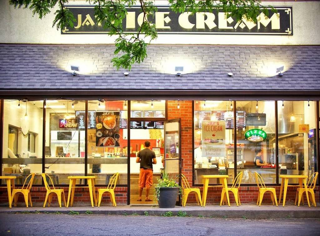 Jays Pizza & Ice Cream | meal delivery | 167 Centre St #5522, Malden, MA 02148, USA | 7813214500 OR +1 781-321-4500