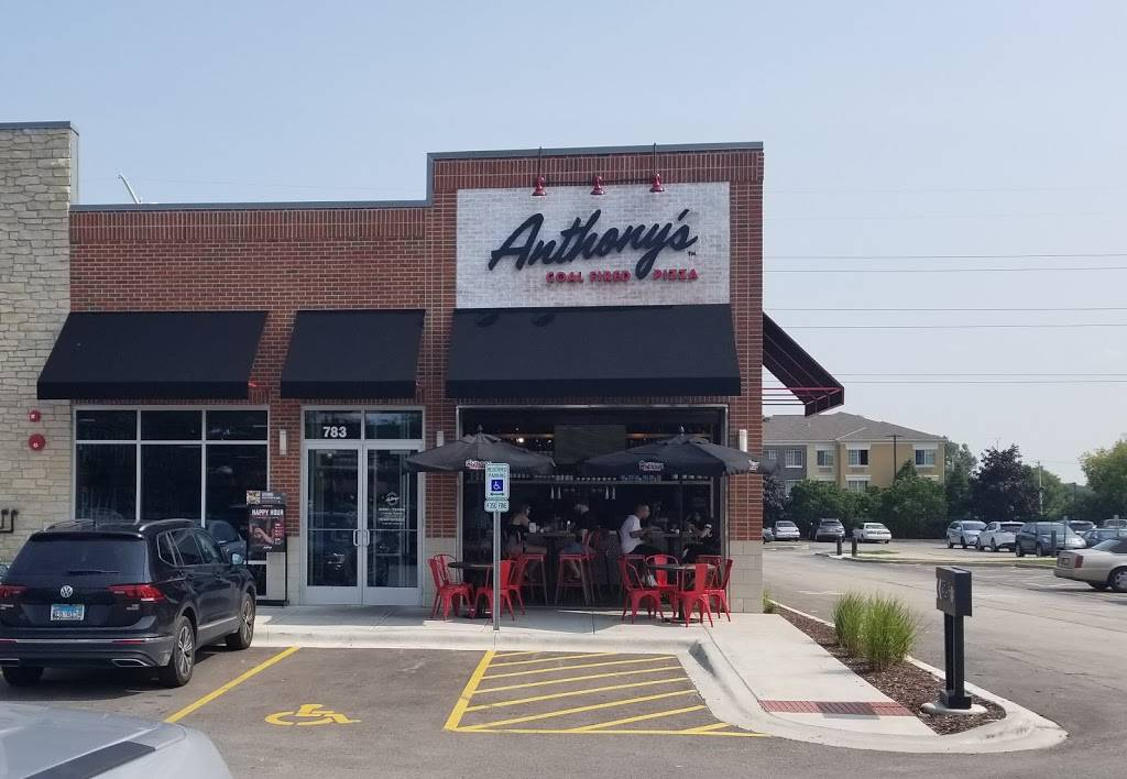 Anthonys Coal Fired Pizza   restaurant   783 Butterfield Rd, Lombard, IL 60148, USA   6302866372 OR +1 630-286-6372
