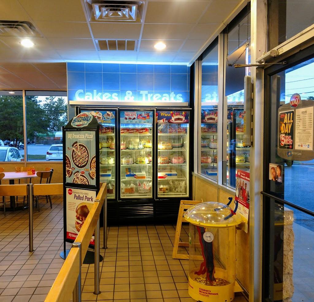 Dairy Queen (Treat)   restaurant   943 N Battlefield Blvd, Chesapeake, VA 23320, USA   7573128989 OR +1 757-312-8989