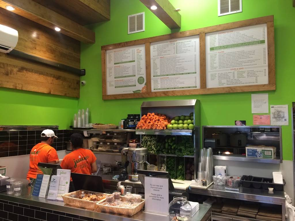 Juice Healthy Food & Drink | restaurant | 156 E 33rd St, New York, NY 10016, USA | 2128821611 OR +1 212-882-1611