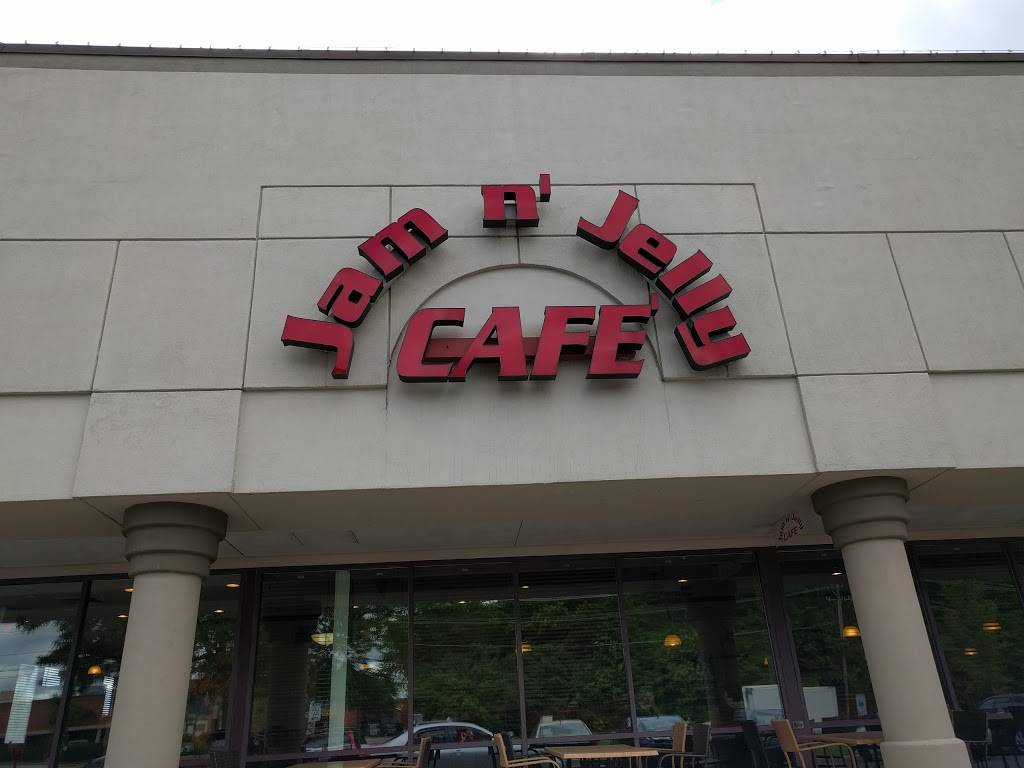Jam n Jelly Cafe | cafe | 7511 Lemont Rd #200, Darien, IL 60561, USA | 6309859595 OR +1 630-985-9595