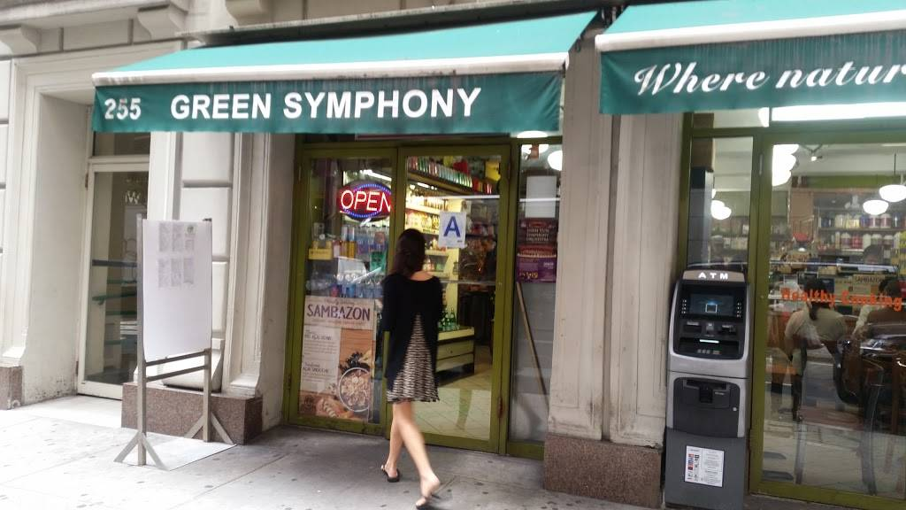 Green Symphony | restaurant | 255 W 43rd St, New York, NY 10036, USA | 2123914747 OR +1 212-391-4747