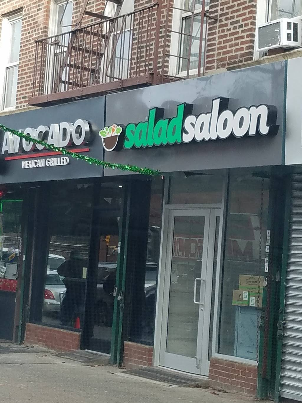 Avocado Salad Saloon Mexican Grilled | restaurant | 147 E Gun Hill Rd, Bronx, NY 10467, USA | 3473468901 OR +1 347-346-8901