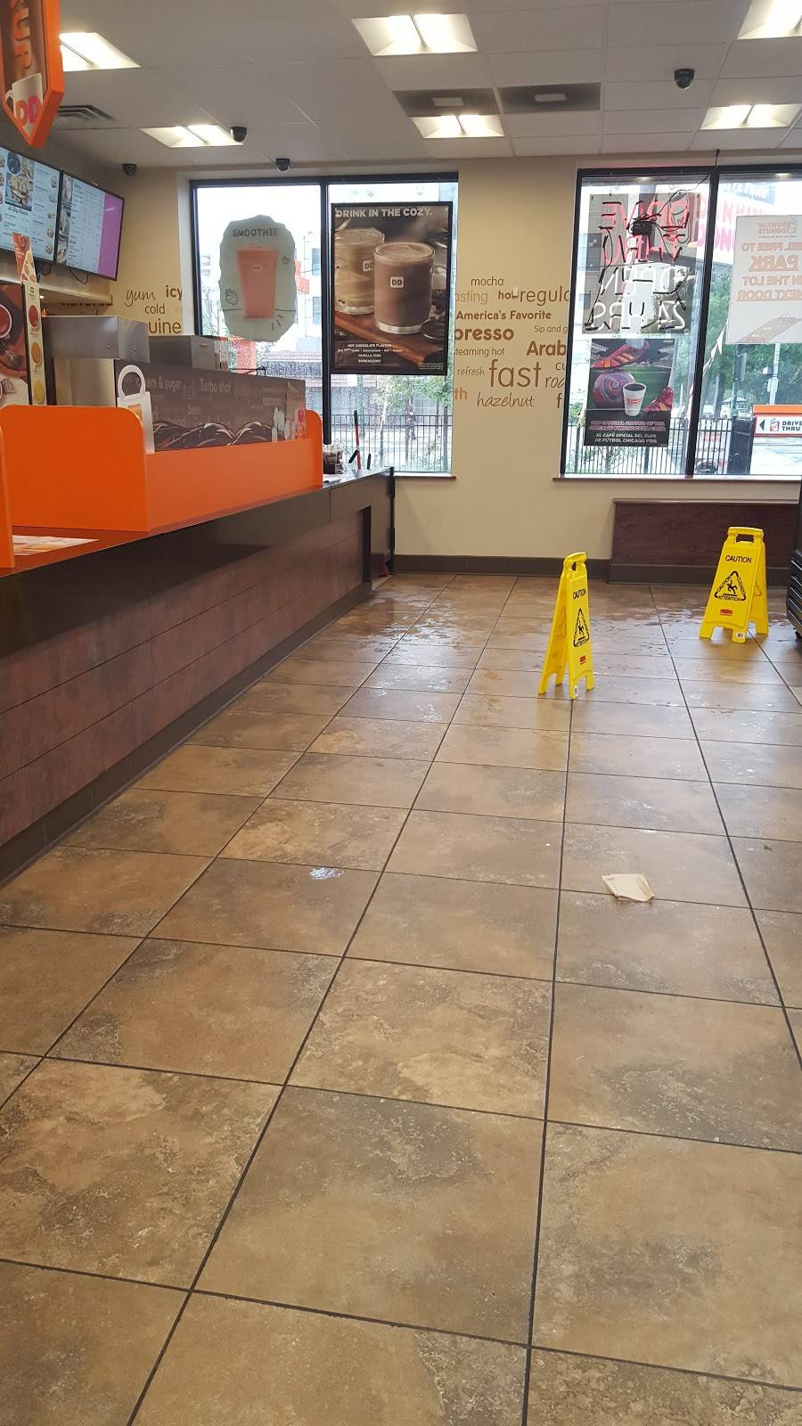 Dunkin Donuts | cafe | 5454 S State St, Chicago, IL 60609, USA | 7735586695 OR +1 773-558-6695