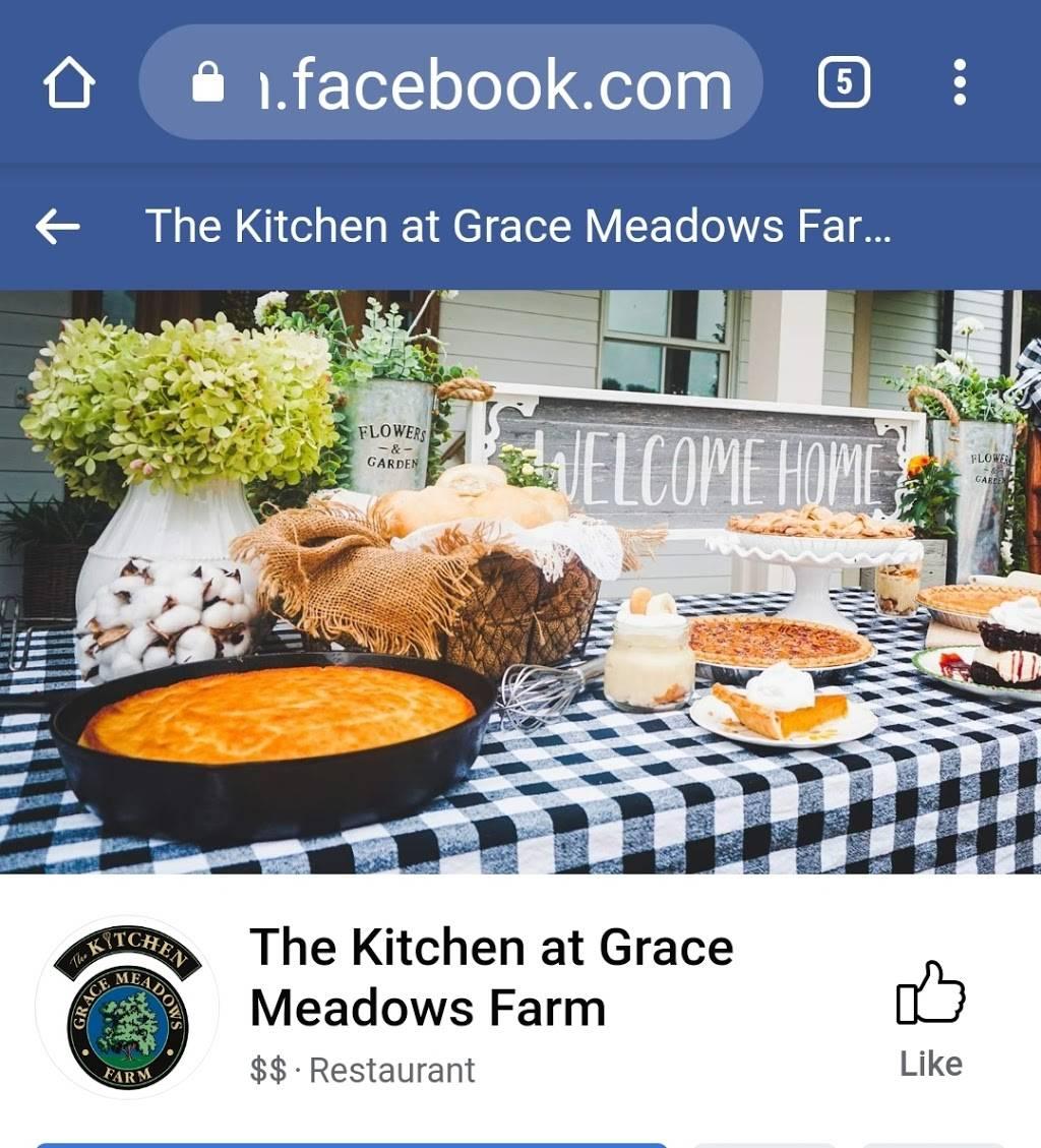 The Kitchen at Grace Meadows Farm   restaurant   Johnson City, TN 37615, USA   4232979199 OR +1 423-297-9199