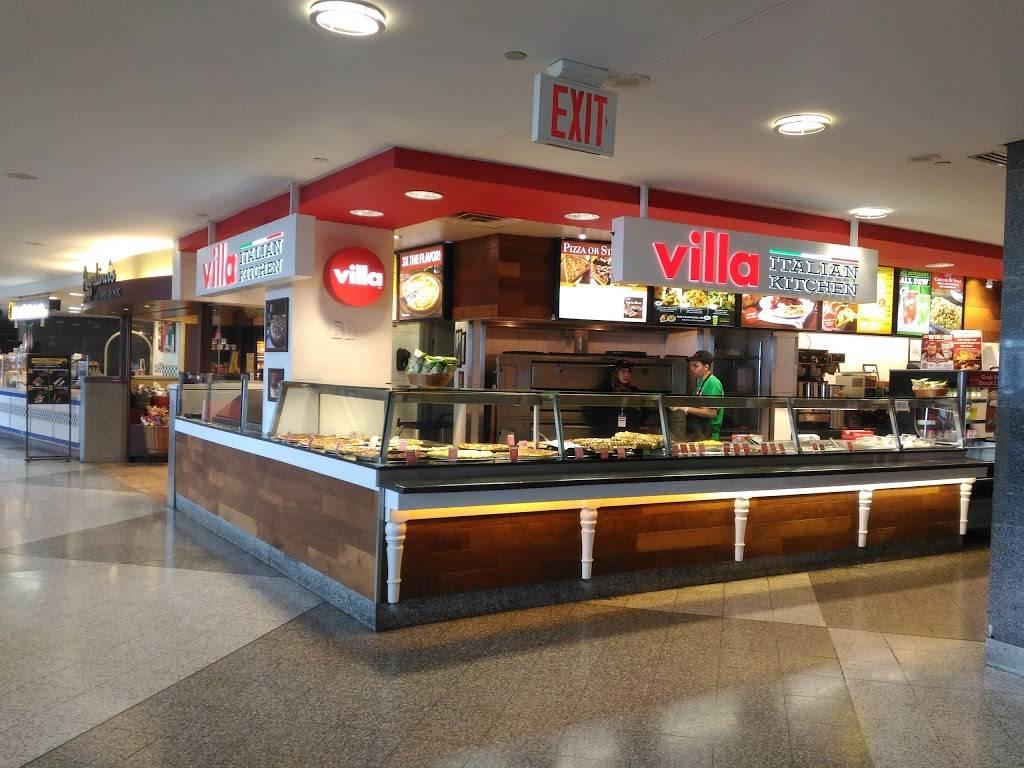 Villa Italian Kitchen | restaurant | LaGuardia Airport Central Food Court, Upper Level, Flushing, NY 11371, USA | 7187794845 OR +1 718-779-4845