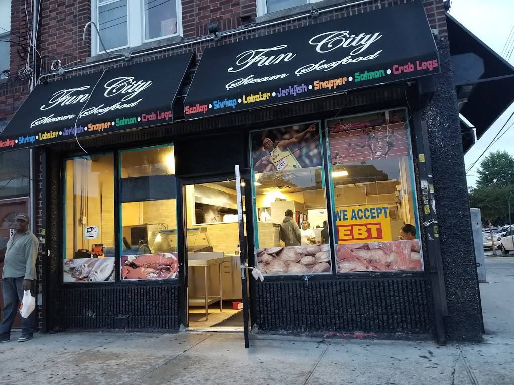 Funcity | restaurant | 5602 Church Ave, Brooklyn, NY 11203, USA | 7183423499 OR +1 718-342-3499