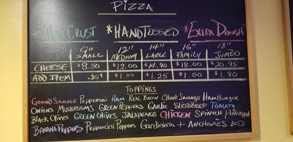 Bartons Pizzeria   restaurant   7201 Calumet Ave, Hammond, IN 46324, USA   2199321300 OR +1 219-932-1300