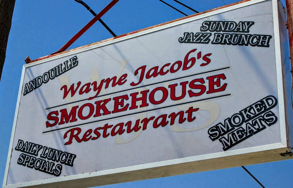 Wayne Jacobs Smokehouse | restaurant | 769 W 5th St, Laplace, LA 70068, USA | 9856529990 OR +1 985-652-9990