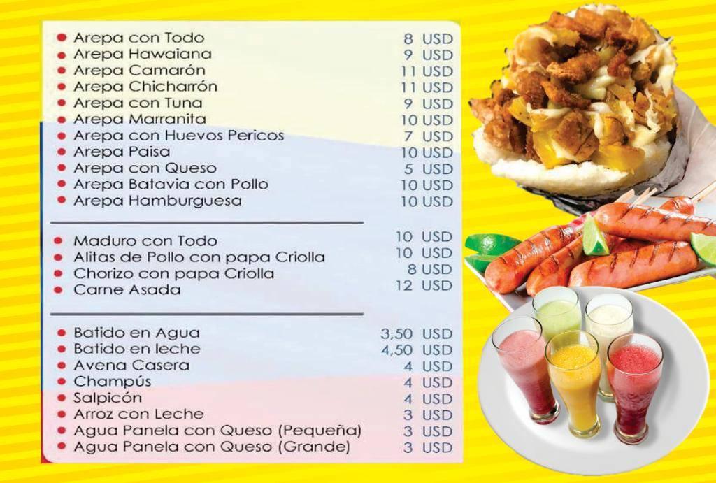 Arepas La Negra To Go | restaurant | 86-14 Northern Blvd, Jackson Heights, NY 11372, USA | 3474444748 OR +1 347-444-4748