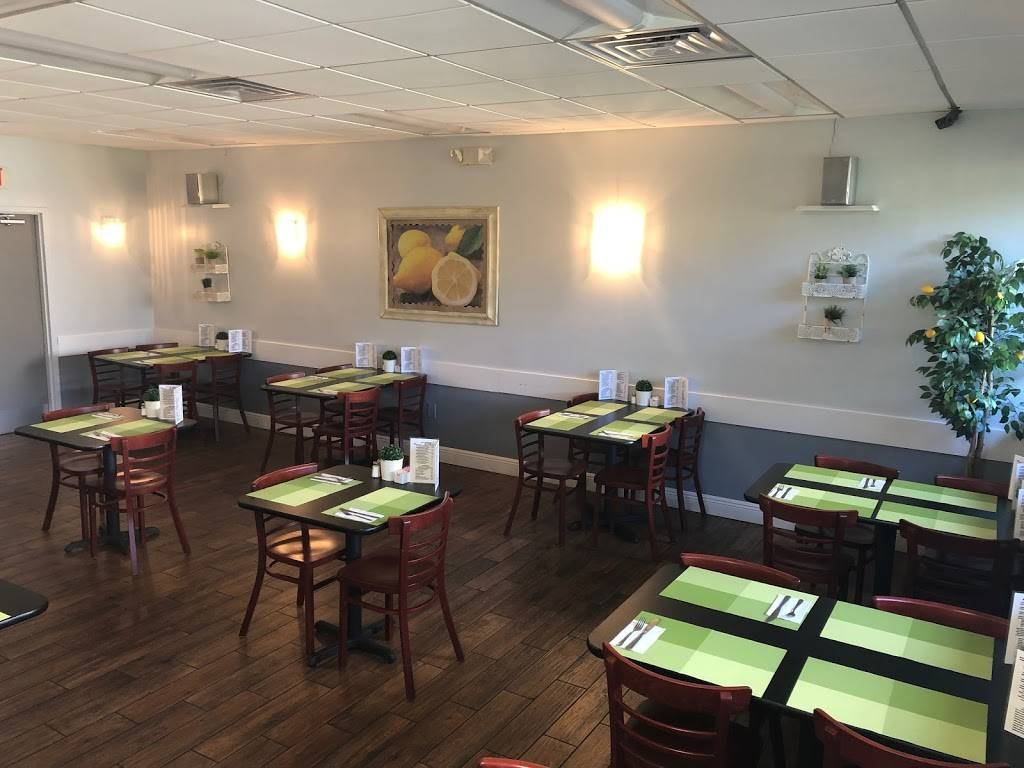 Lemon Cafe | meal delivery | 700 W Hillsboro Blvd, Deerfield Beach, FL 33441, USA | 9544809847 OR +1 954-480-9847