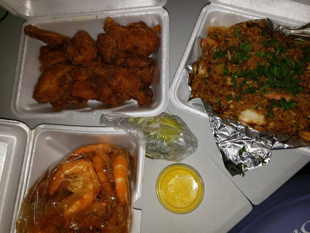 LA Crawfish   restaurant   19841 Northwest Fwy, Houston, TX 77041, USA   8326888755 OR +1 832-688-8755