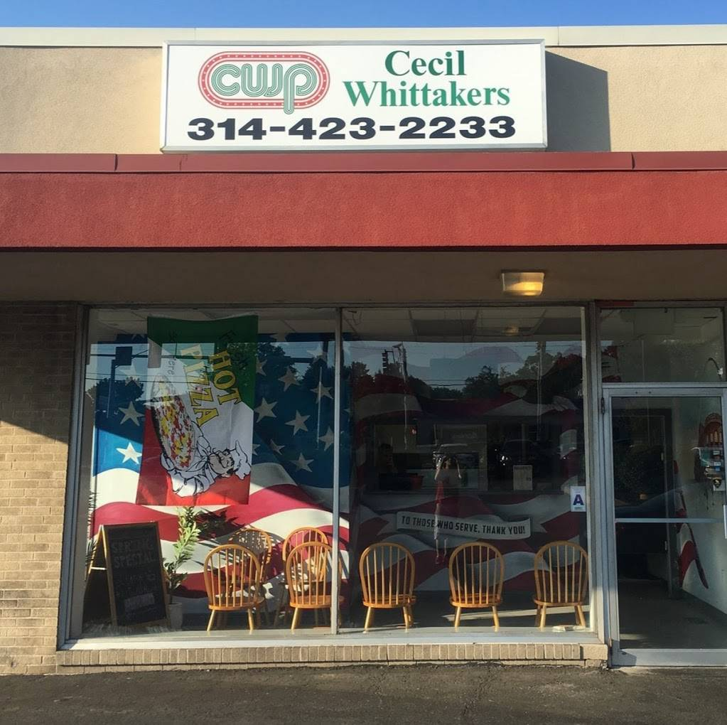 Cecil Whittakers Pizzeria | restaurant | 10479 St Charles Rock Rd, St Ann, MO 63074, USA | 3144232233 OR +1 314-423-2233