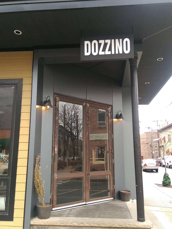 Dozzino | meal delivery | 534 Adams St, Hoboken, NJ 07030, USA | 2016566561 OR +1 201-656-6561