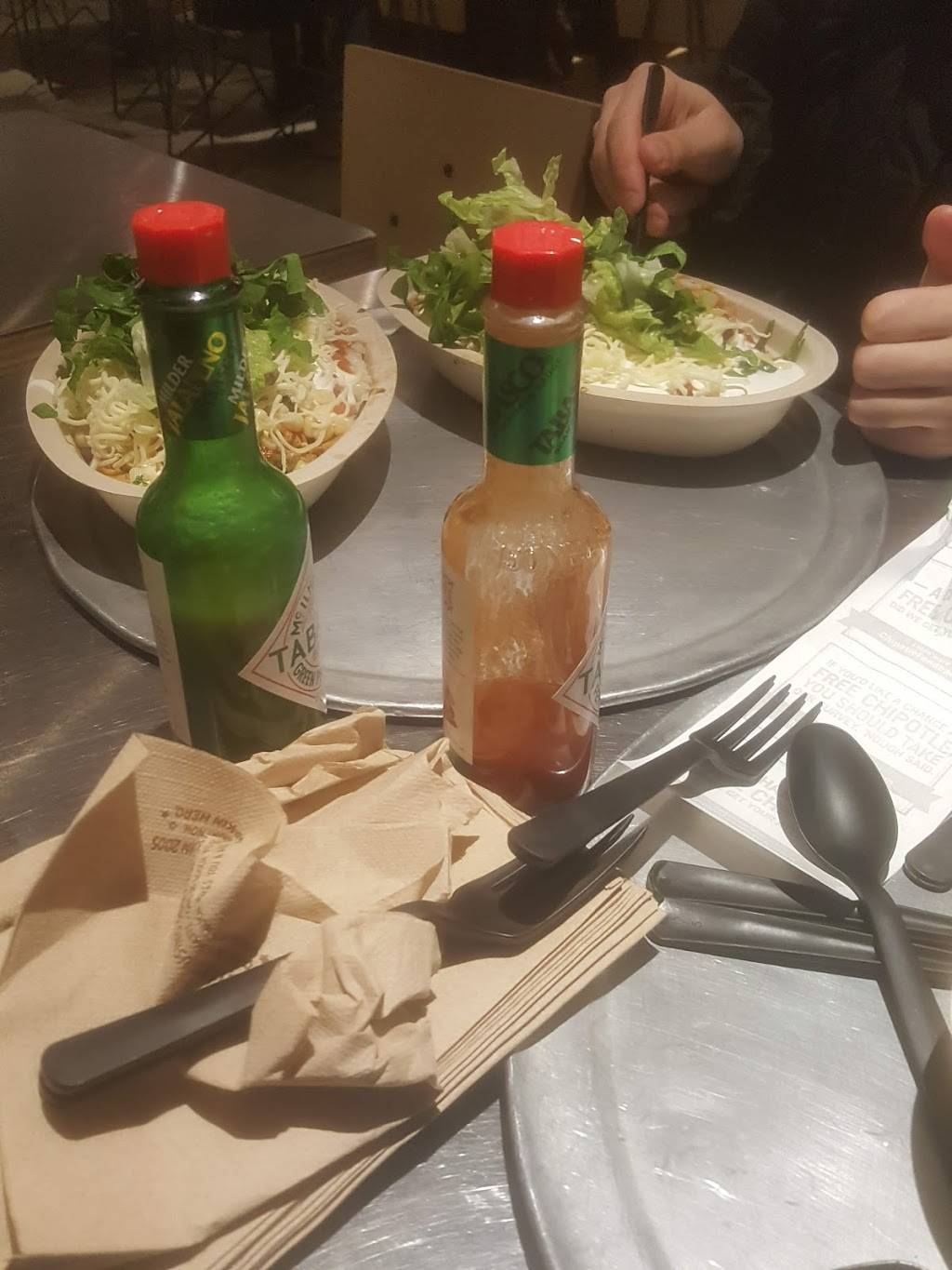 Chipotle Mexican Grill - Restaurant | 1401 W North Ave Ste ...