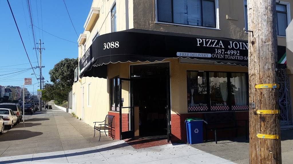 Pizza Joint   restaurant   3088 Balboa St, San Francisco, CA 94121, USA   4153874992 OR +1 415-387-4992