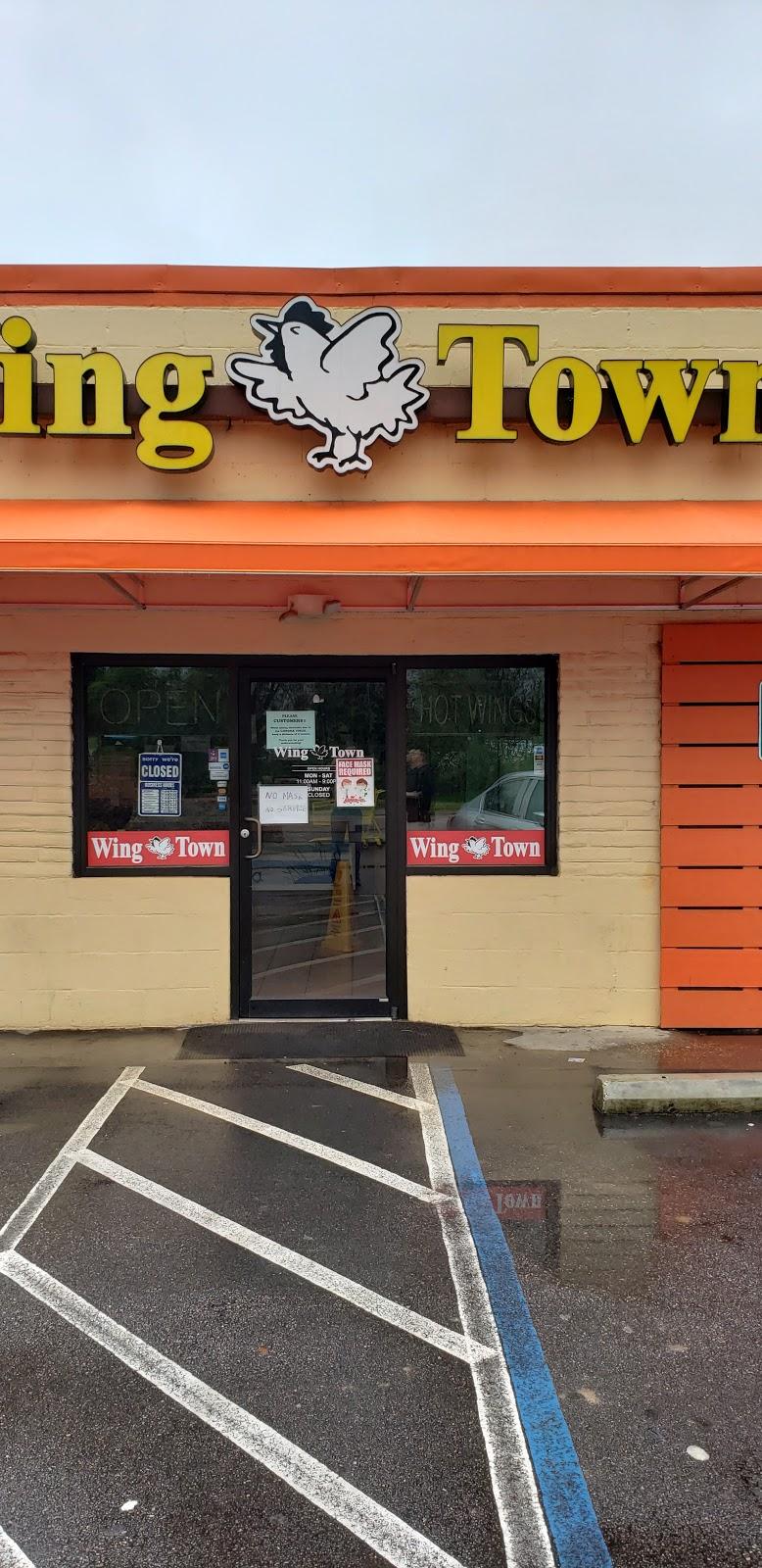 Wingtown   restaurant   1807 Watson Blvd, Warner Robins, GA 31093, USA