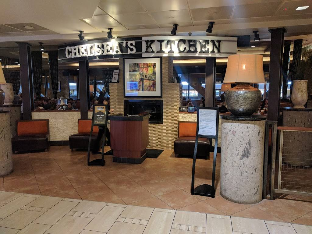 Chelsea S Kitchen Restaurant 4 E Sky Harbor Blvd Phoenix Az 85034 Usa