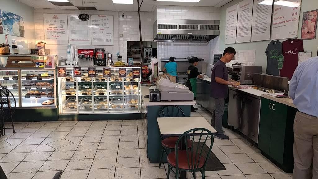 Ashburn Bagel & Sandwich Shop   meal delivery   43930 Farmwell Hunt Plaza #128, Ashburn, VA 20147, USA   7038585883 OR +1 703-858-5883