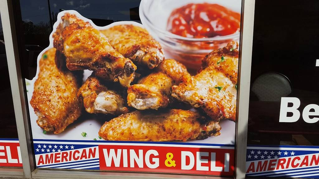 American Wings & Deli | restaurant | 2143 Main St, Atlanta, GA 30344, USA | 4047587789 OR +1 404-758-7789
