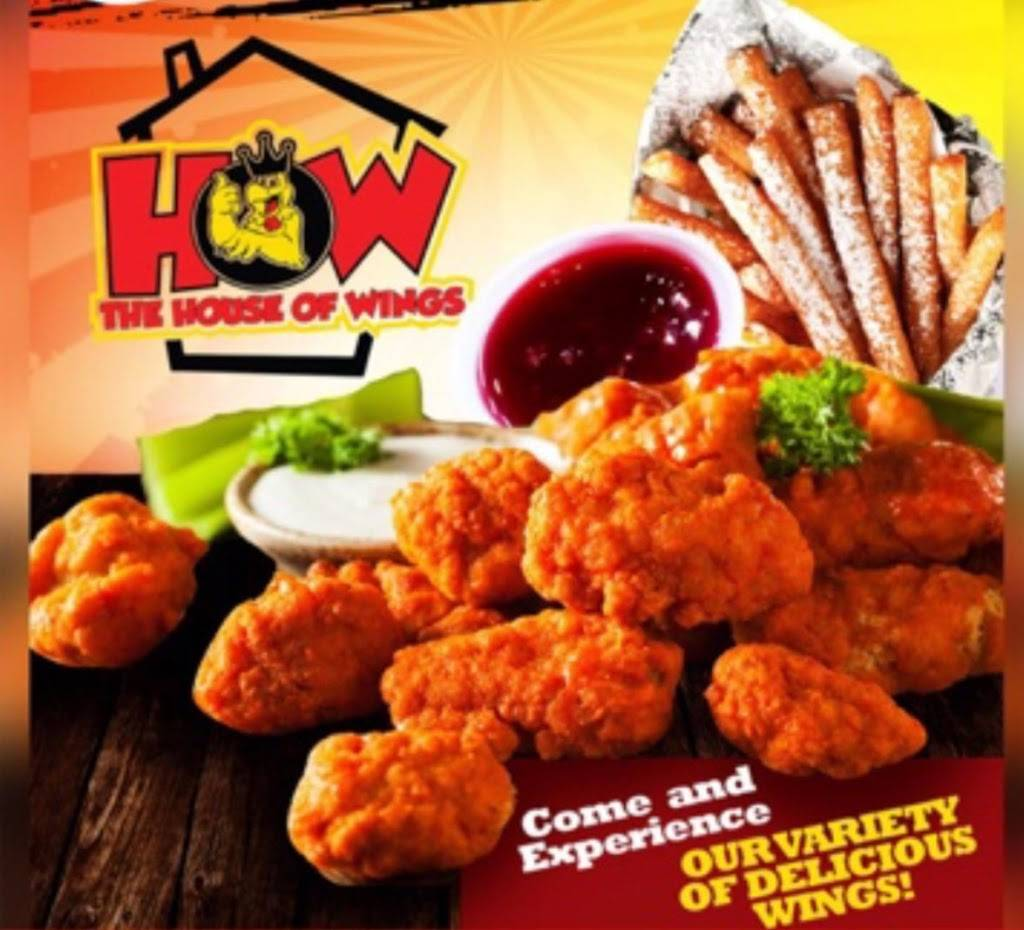 House of Wings | restaurant | 5836 Martin Luther King Blvd, Houston, TX 77021, USA | 7134699464 OR +1 713-469-9464