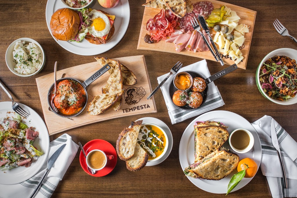 Tempesta Market | restaurant | 1372 W Grand Ave, Chicago, IL 60642, USA | 3129292551 OR +1 312-929-2551
