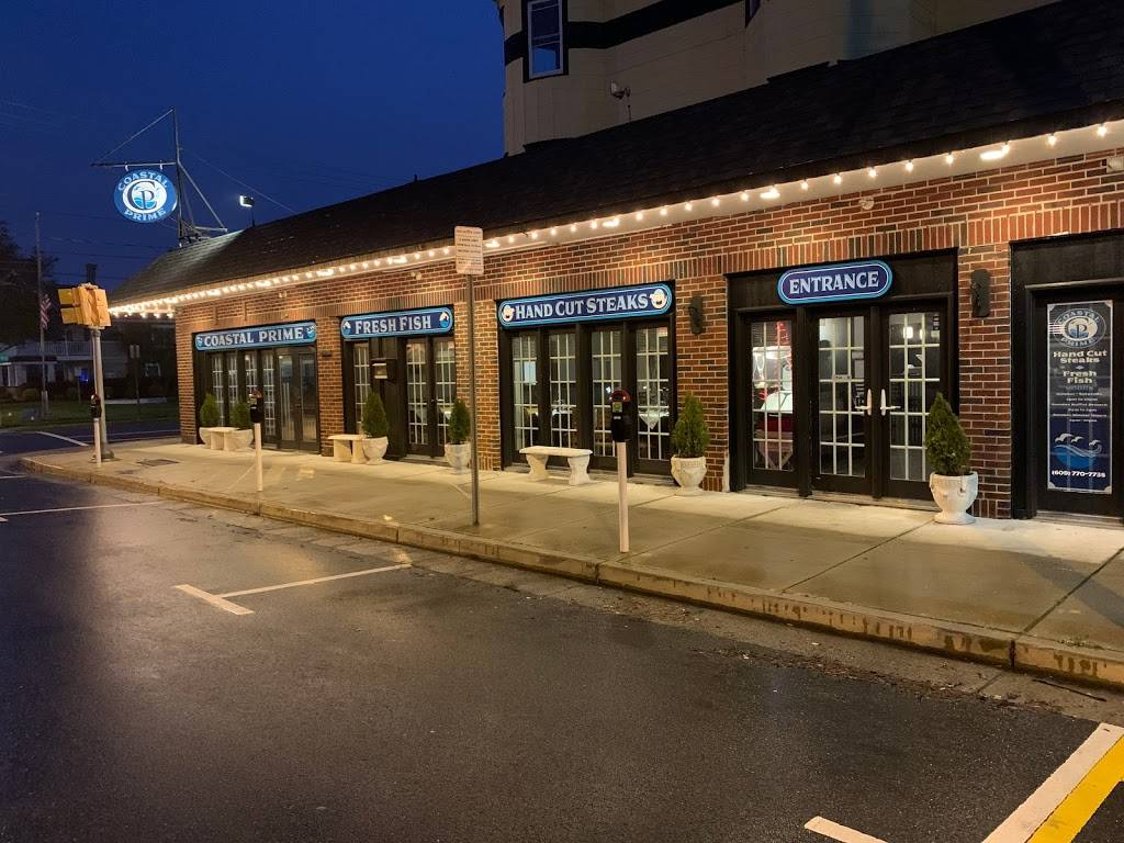 Coastal Prime | restaurant | 3001 Pacific Ave, Wildwood, NJ 08260, USA | 6097707738 OR +1 609-770-7738
