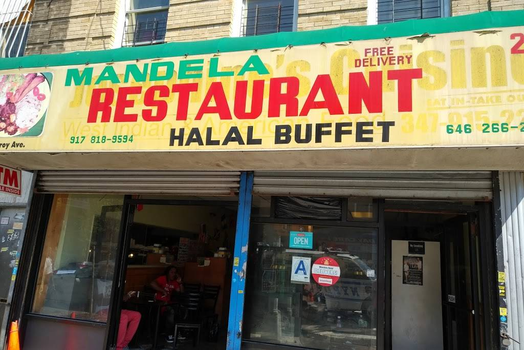 Mandela | restaurant | 267 Troy Ave, Brooklyn, NY 11213, USA | 6462662073 OR +1 646-266-2073