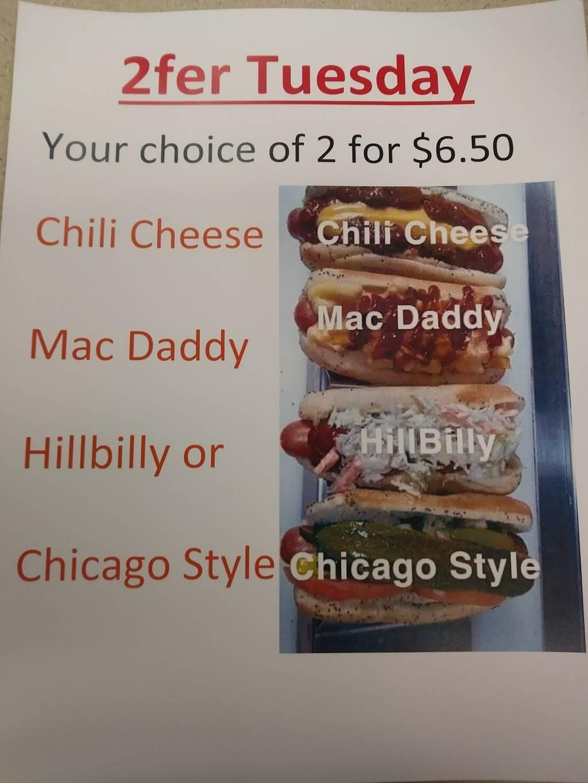 Hotdogeddys Express | restaurant | 22531 Co Rd 18, Goshen, IN 46528, USA