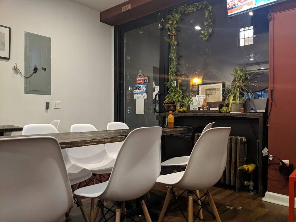 Factory Tamal | restaurant | 34 Ludlow St, New York, NY 10002, USA | 9176915524 OR +1 917-691-5524