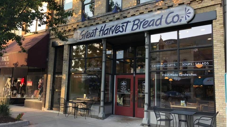 Great Harvest Bread Co. - Neenah | bakery | 116 W Wisconsin Ave, Neenah, WI 54956, USA | 9207270135 OR +1 920-727-0135