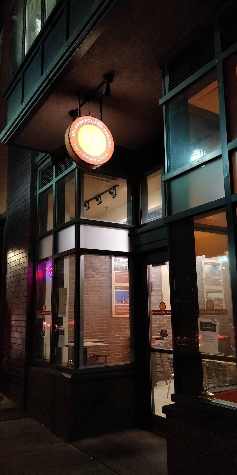 Sri Annapoorna Bhavan | restaurant | 105 Greene St, Jersey City, NJ 07302, USA | 2014342300 OR +1 201-434-2300
