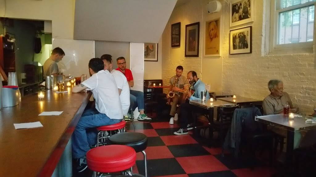 Automatic Slims | restaurant | 733 Washington St, New York, NY 10014, USA | 2126458660 OR +1 212-645-8660
