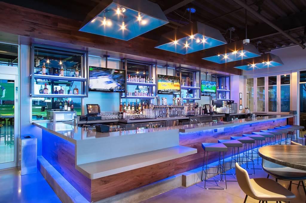 Topgolf | restaurant | 3919 S JB Hunt Dr, Rogers, AR 72758, USA | 4792579330 OR +1 479-257-9330