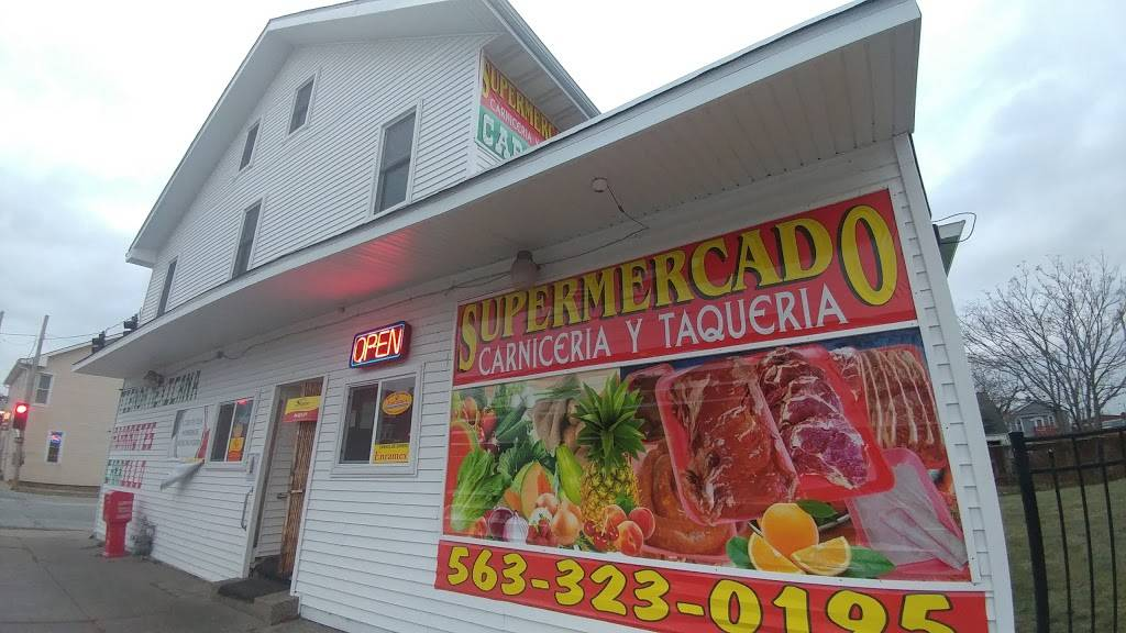 Abarrotes Carrillo   restaurant   903 W 3rd St, Davenport, IA 52802, USA   5633230195 OR +1 563-323-0195