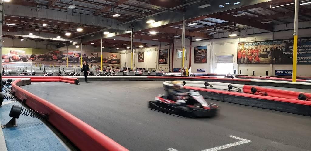 K1 Speed - Indoor Go Karts, Corporate Event Venue, Team