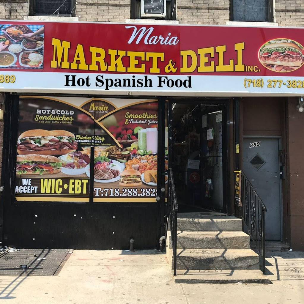 Restaurant & Deli Inc | restaurant | 889 Sutter Ave, Brooklyn, NY 11207, USA