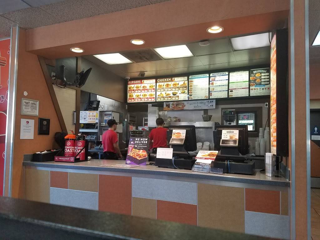 Jack in the Box | restaurant | 16000 Arrow Hwy, Irwindale, CA 91706, USA | 6263371684 OR +1 626-337-1684