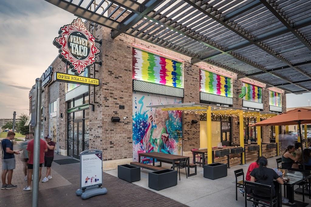 Velvet Taco - College Station   restaurant   1099 University Dr #111, College Station, TX 77840, USA   9792135504 OR +1 979-213-5504