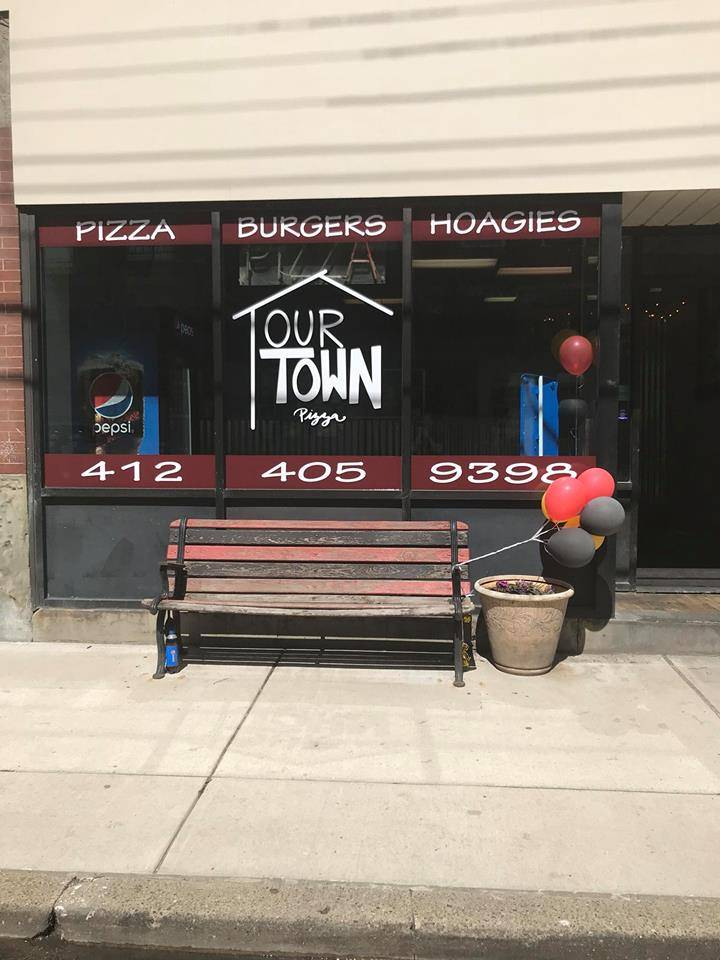 Our Town Pizza | meal delivery | 118 S 2nd Ave, Elizabeth, PA 15037, USA | 4124059398 OR +1 412-405-9398