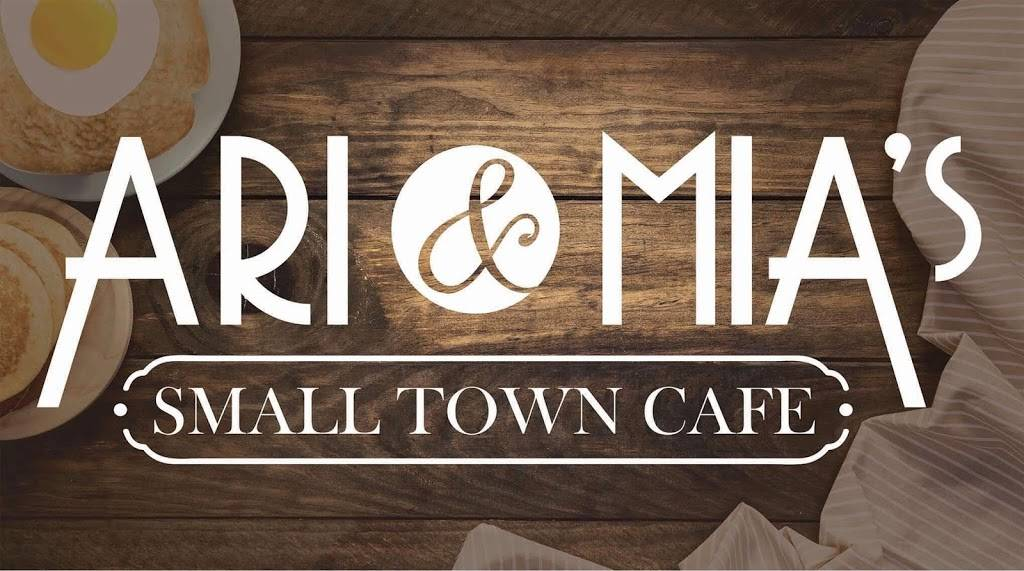 Ari & Mias Small Town Cafe | restaurant | 6856 OH-128, Cleves, OH 45002, USA | 5139751003 OR +1 513-975-1003