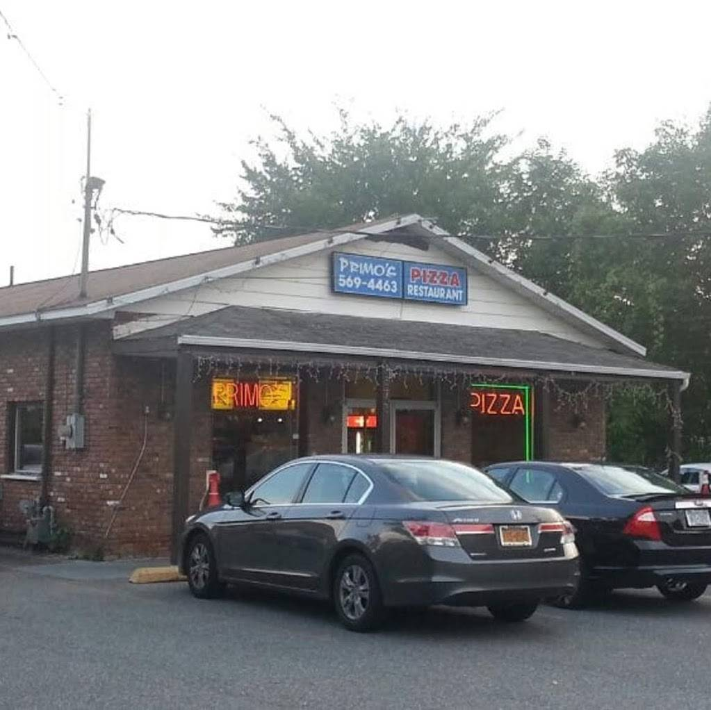 Primos Pizza | restaurant | 573 Union Ave, New Windsor, NY 12553, USA | 8455694463 OR +1 845-569-4463