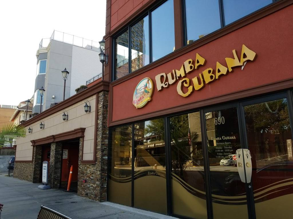 Rumba Cubana | restaurant | 6909 John F. Kennedy Blvd, Guttenberg, NJ 07093, USA | 2018544000 OR +1 201-854-4000