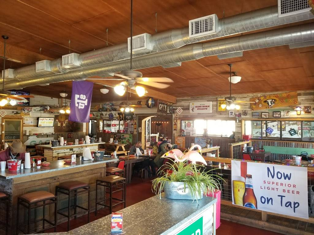 Grumps | restaurant | 1645 W South Loop, Stephenville, TX 76401, USA | 2549659659 OR +1 254-965-9659