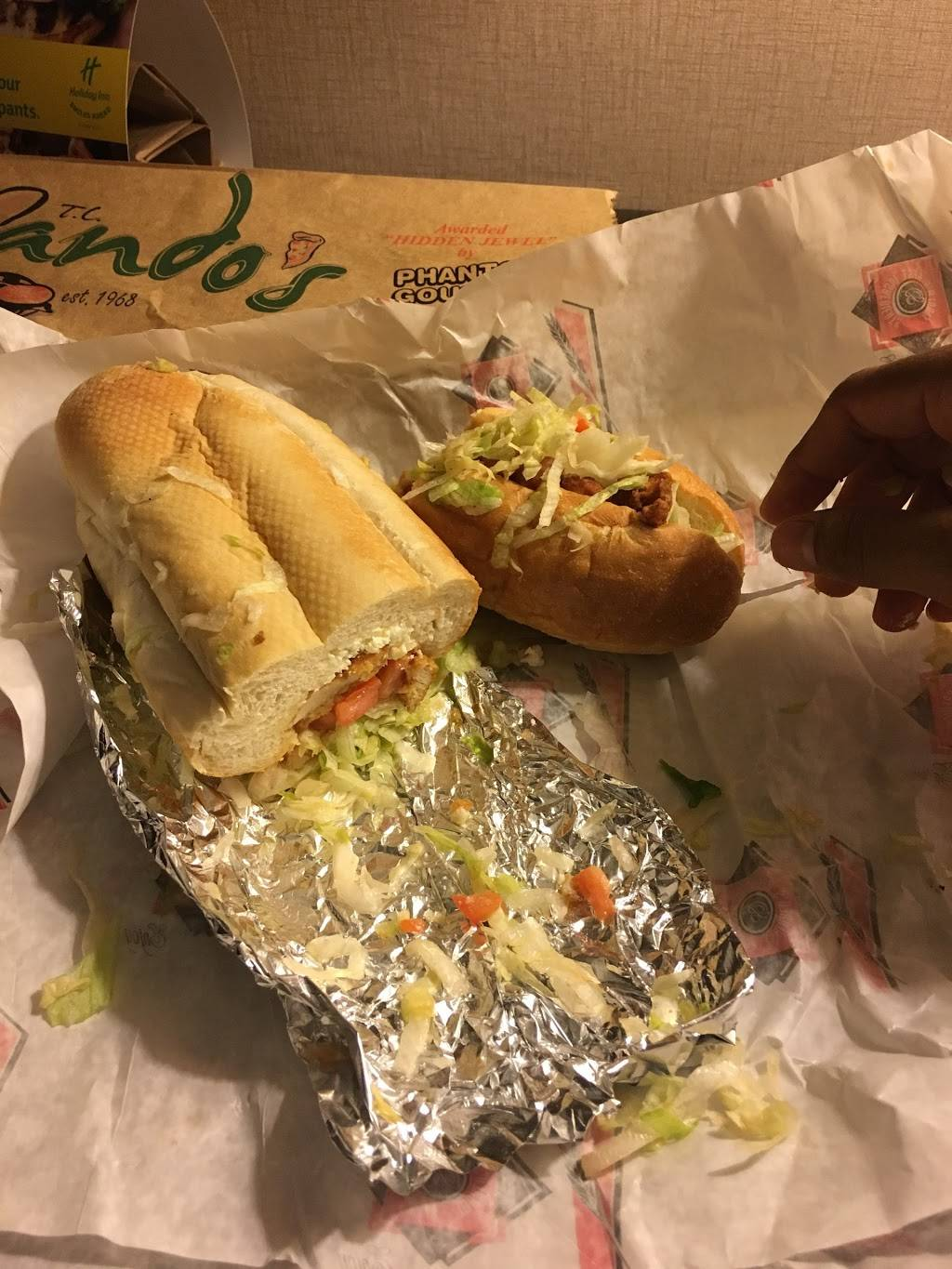 TC Landos Subs and Pizzeria | meal takeaway | 127 Main St, Hudson, MA 01749, USA | 9785689432 OR +1 978-568-9432